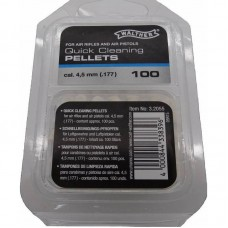 Umarex Walther Quick Cleaning Pellets  Βολίδες καθαρισμού