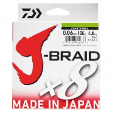 Daiwa J-Braid X8 Green 300m Νήμα