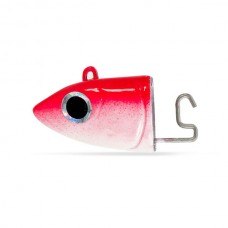 Fiiish Black Minnow 140 Jighead 40g Off Shore Red
