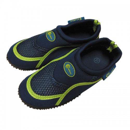 50e19a58595 Blue Wave Neoprane Μπλε Παιδικά Παπούτσια Θαλάσσης - Megasalapatas ...