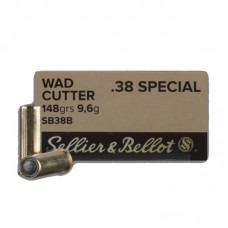 Sellier & Bellot 38 Special